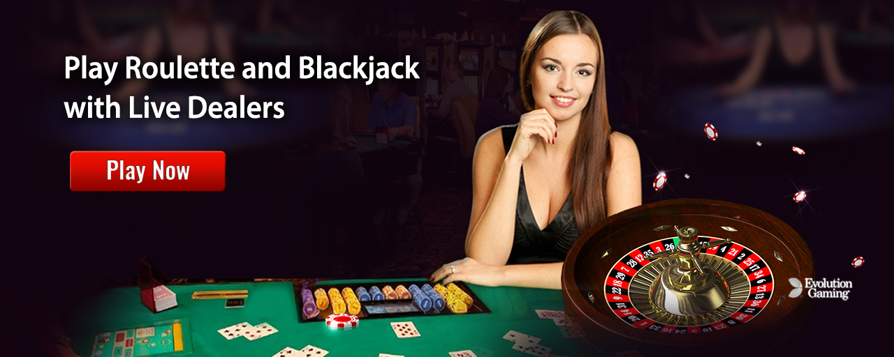 Norsk live casino
